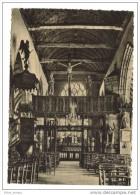 La Roche Maurice Le Jubé Interieur Eglise - La Roche-Maurice