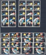 Lot DDR ZD Michel No. 2364 - 2367 /  W Zd 394 - 401 , S Zd 160 - 167 ** postfrisch