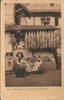 Postcard RA001720 - France Alsace Sechage Du Tabac - Europe