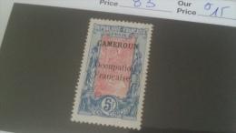 LOT 233744 TIMBRE DE COLONIE CAMEROUN NEUF** N�83 VALEUR 15 EUROS