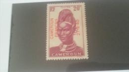 LOT 233745 TIMBRE DE COLONIE CAMEROUN NEUF* N�214 VALEUR 13 EUROS