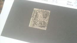 LOT 233757 TIMBRE DE COLONIE CONGO NEUF* N�5b VALEUR 120 EUROS VERTICAL