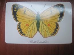 Germany. Posthoernchen  Batterfly. - Germany