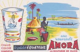 Buvard : Amora   Dijon - Blotters