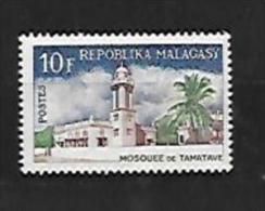 Madagascar:Y & T n�433**