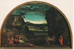ROMA  ROME  Galleria Doria Pamphilj -  ANNIBALE CARRACCI : Paesaggio Con Seppellimento Di Gesu - Schilderijen