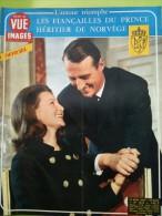 POINT DE VUE IMAGES DU MONDE N° 1033 Du 29 Mars 1968  (Fiancailles Du Prince Héritier De NORVEGE ) - People