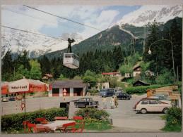 Austin A40, Mercedes W110 Heckflosse, Ponton, O319 Autobus, Télécabine, Seilbahn, Innsbruck - PKW