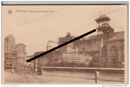 Charbonnage Grand Trait Frameries Borinage - Frameries