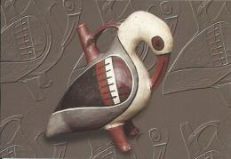 CPM PERU cultura Nasca Ave marina - P�rou - poterie (civilisation pr�-inca) oiseau - marine bird