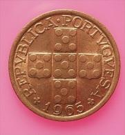 Portugal X Centavos 1965 High Grade - Portugal
