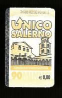Biglietto Autobus Italia - Unico Salerno - 90 Minuti da euro 0.80
