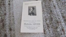 MATHILDE DEFOSSE WEPION D1772 - Religion & Esotericism