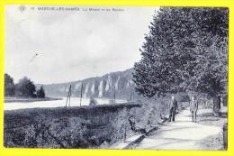 * Marche Les Dames (Namur - Andenne - Wallonie) * (SBP, Nr 10) La Meuse Et Les Rochers, Animée, Maas, TOP - Namur