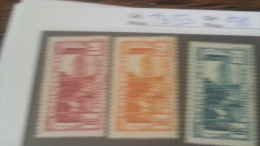 LOT 233785 TIMBRE DE COLONIE CONGO NEUF* N�31 A 33 VALEUR 31 EUROS