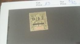 LOT 233798 TIMBRE DE COLONIE COTE IVOIRE NEUF* N�19 VALEUR 20 EUROS