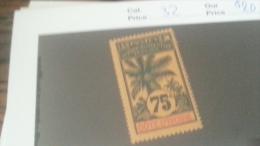 LOT 233801 TIMBRE DE COLONIE COTE IVOIRE NEUF* N�32 VALEUR 20 EUROS