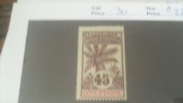 LOT 233803 TIMBRE DE COLONIE COTE IVOIRE NEUF* N�30 VALEUR 22 EUROS