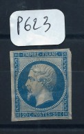 FRANCE N° YVERT 14B  TYPE II NEUF   COTE 525€ - 1853-1860 Napoleon III