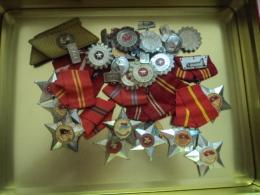 Vietnam :  Medal- Vietnam - Médailles & Décorations