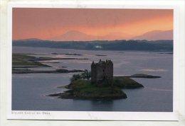 SCOTLAND - AK 211217 Stalker Castle Bei Oban - Andere