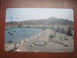 Sultanate Of Oman. OMANTEL. Muttrah-New Corniche. Muscat. - Oman