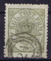 Danmark: 1864  Yv Nr 15 Mi Nr 15  Used - 1864-04 (Christian IX)