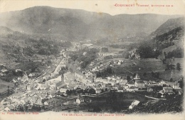 Cornimont - Vue Générale Prise De La Grande Roche - Carte Ad. Weick Non Circulée - Cornimont