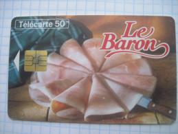 France. France Telecom. Advertising . Le Baron. 04/1996 - Advertising