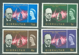Gibraltar: 1966   Churchill     MH - Gibilterra