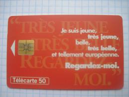 France. France Telecom. Advertising . 11/1995 - Advertising