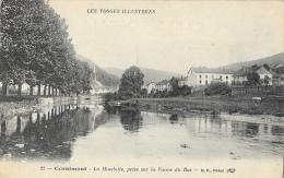 Cornimont - La Moselotte, Prise Sur La Vanne Du Bas - Carte B.F.k Non Circulée - Cornimont