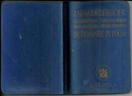 DICTIONNAIRE DE POCHE  BREPOLS  Francais Neerlandais - Dictionnaires