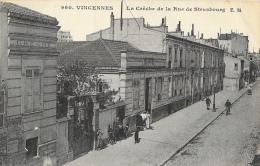 Vincennes - La Crèche De La Rue De Strasbourg - Edition E. Malcuit - Vincennes