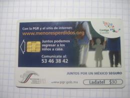 Mexico. TELMEX/ Ladatel.