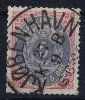 Denmark: 1870 Yv Nr 23A, Mi Nr 24  Used - 1864-04 (Christian IX)