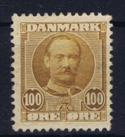 Denmark: 1907 Yv Nr 61  Mi Nr 59 MH/* - Unused Stamps