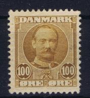 Denmark: 1907 Yv Nr 61  Mi Nr 59 MH/*