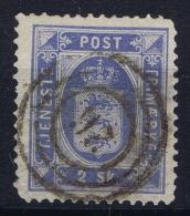 Denmark: Service 1871 Yv Nr 1 Mi Nr 1  Used - Dienstpost