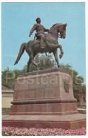 Monument To General G. Kotovsky - Kishinev - Horse - Chisinau - 1970 - Moldova USSR - Unused - Moldavie