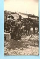 WW2 PHOTO ORIGINALE Soldat Allemand Pause à VILLEY SAINT ETIENNE Près Toul MEURTHE ET MOSELLE 54 LORRAINE - 1939-45