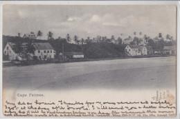 MONROVIA (Liberia) - CAPE PALMAS - Early Rppc Used In 1905 - Liberia