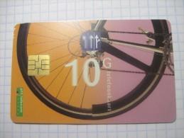Netherlands. KPN Telecom. Bicycle. 12/1995. - Netherlands