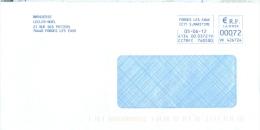 Frankreich Forges Les Eaux TGST 2012 Brosserie Lecler-Noel - Poststempel (Briefe)