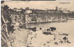 CASTIGLIONCELLO = VEDUTA = 1917 = - Livorno