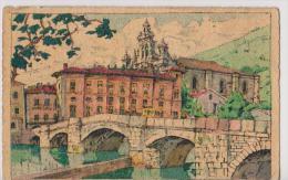 POSTALES VASCAS-C.LANDI-Vieja Estampa De TOLOSA - Espagne