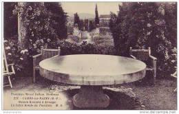CAMBO - 64 - Maison Rostand à Arnaga - La Table Ronde Du Pavillon - France