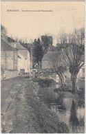 23564g ENTREE Du VILLAGE - RIVIERE -  Vue Prise De LEVAL-CHAUDEVILLE - Beaumont - Beaumont