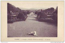 "CAMBO - 64 - ""Arnaga"" Maison Rostand - Le Jardin - France"