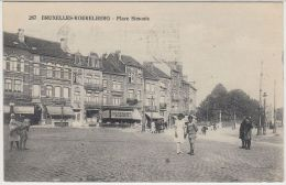 23568g BRASSERIE ELISABETH - PLACE SIMONIS - Koekelberg